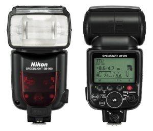 Nikon's Sb-900 Speedlight Flash